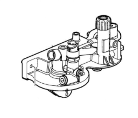 Freightliner Fuel Filter Housing