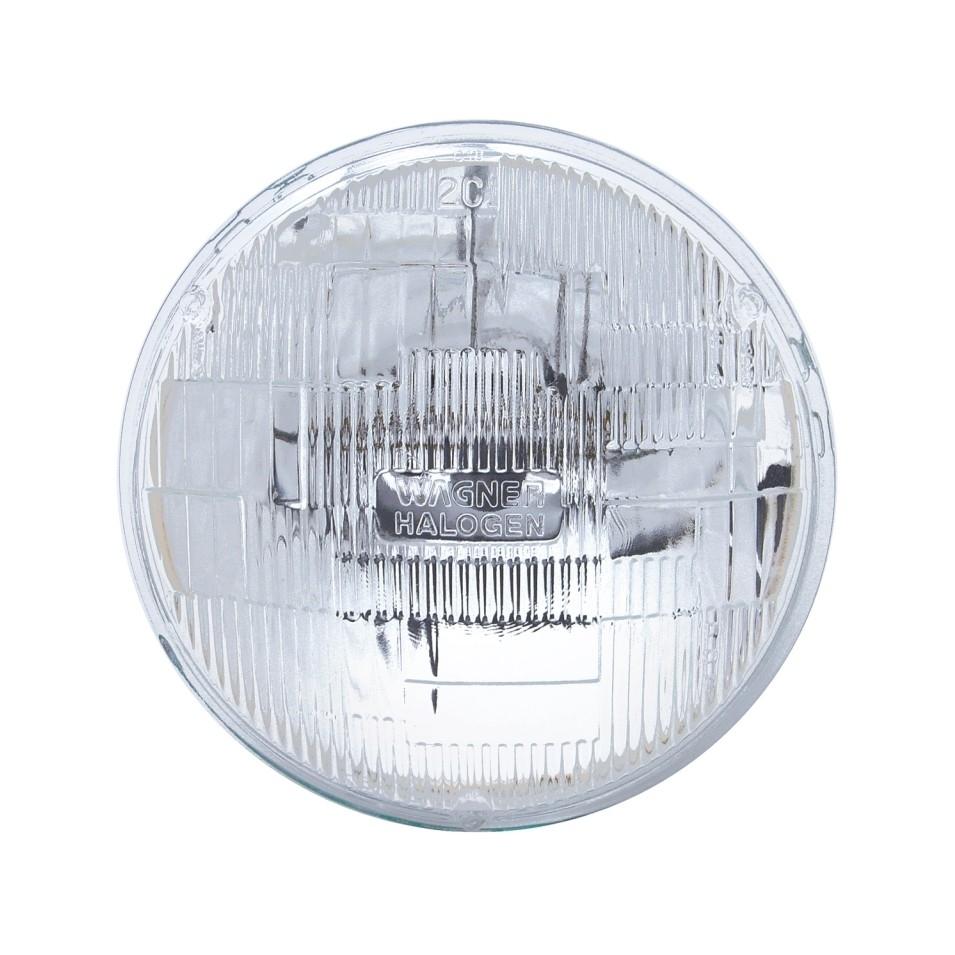 5 3 4 Round Sealed Beam Wagner Headlight High Amp Low Beam H5006