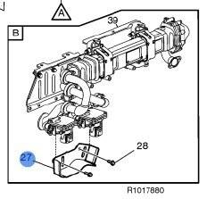 Volvo Heat Shield Kit 20767679