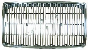 Volvo Grille W-O Screen 564.96001