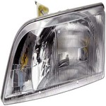 Volvo Headlamp Assembly Lh 564.96026