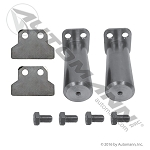 Jost Fifth Wheel Kit W-O Bushings KP153BK